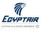 لوجو مصر للطيران