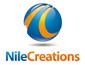لوجو نايل كرييشنز تصميم وتطوير مواقع الانترنت