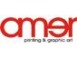 لوجو عامر للطباعة و التصميم